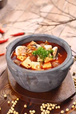 あたたかい豆腐料理